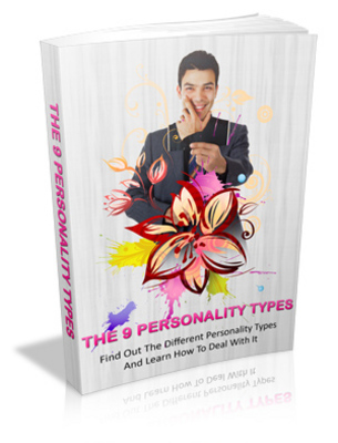 Product picture The 9 Personality Types